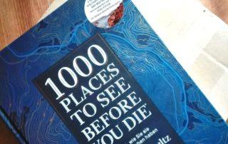 Rezensionsankündigung 1000 Places To See Before You Die