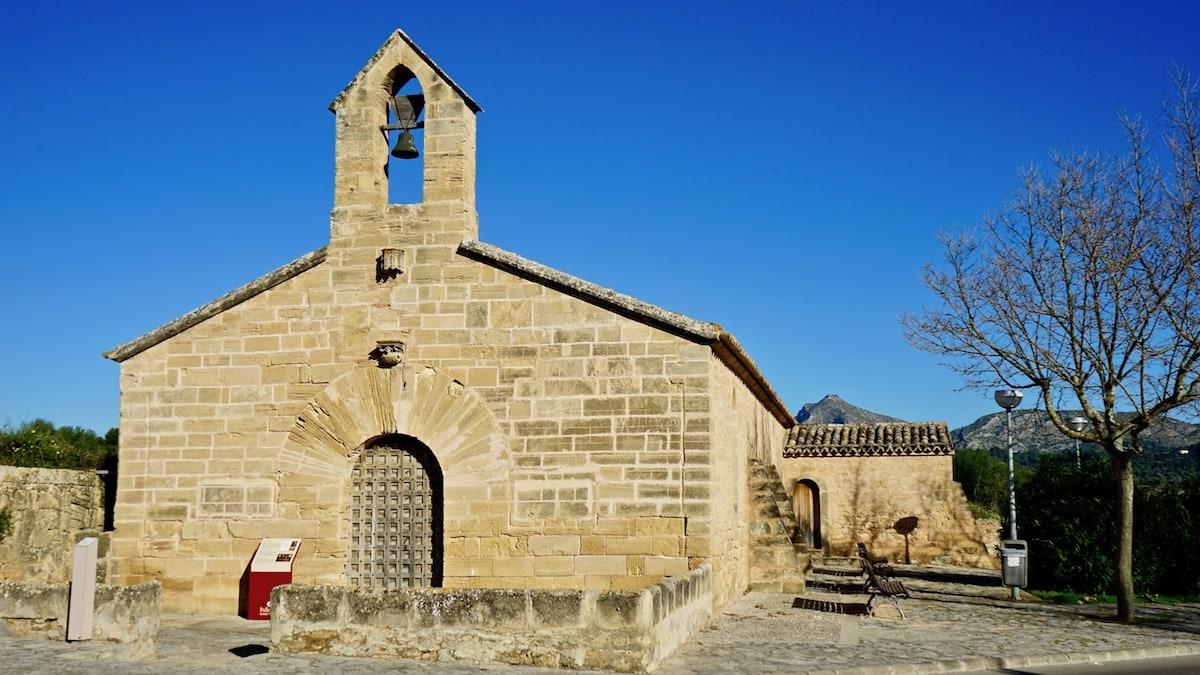 Die Kirche Sant Anna in Alcúdia – Foto: Beate Ziehres