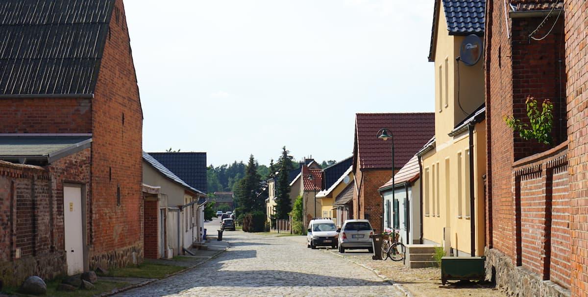 Altmark, Schernebeck am Rande der Colbitz-Letzlinger Heide. Foto: Beate Ziehres