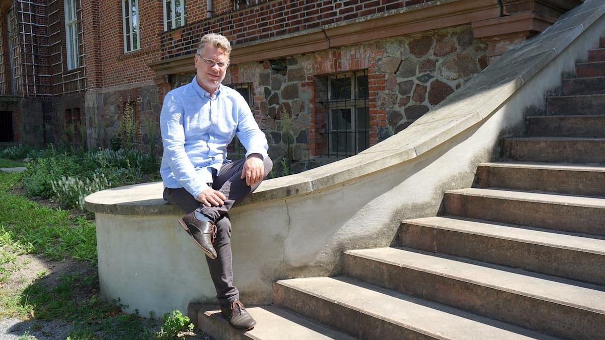 Altmark, Wittenmoor: Olaf Stehwien hat sich hier ein Zuhause eingerichtet. Foto: Beate Ziehres