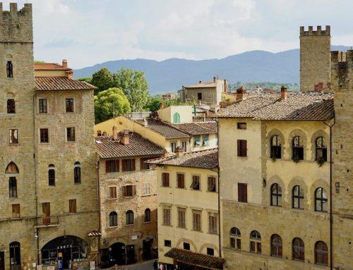 Arezzo, Italien: 8 Bilder aus der Toskana und Antworten auf 5 Fragen