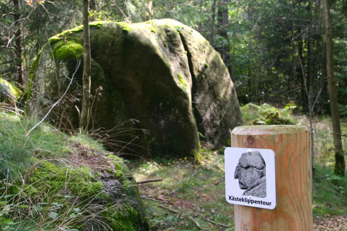 """Felsen am Weg zum """"Alten vom Berge"""" – Foto: Beate Ziehres"""