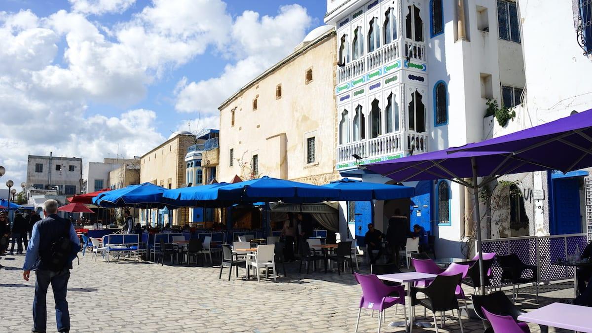 Urlaub in Bizerte, Nordtunesien. Foto: Beate Ziehres