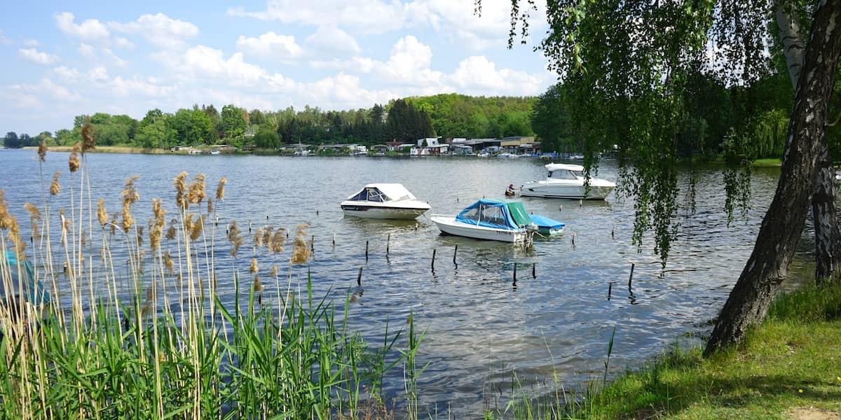 Urlaub in Deutschland: Wusterwitzer See in Brandenburg. Foto: Beate Ziehres