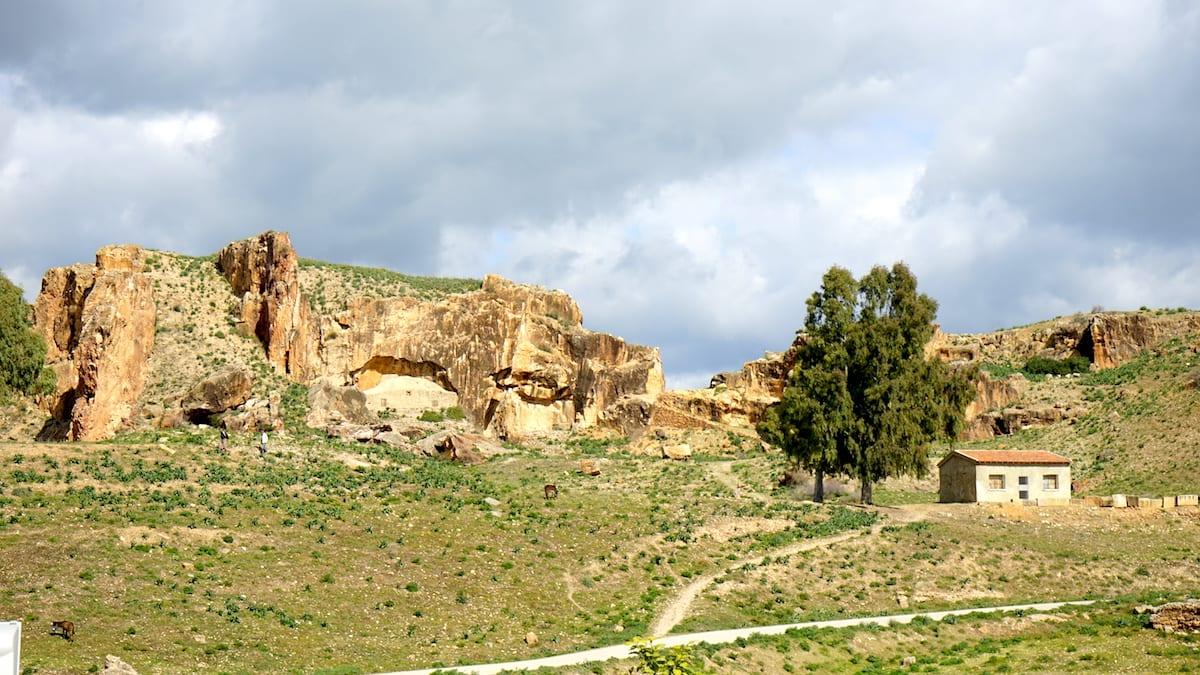 Chemtou im Norden Tunesiens. Foto: Beate Ziehres