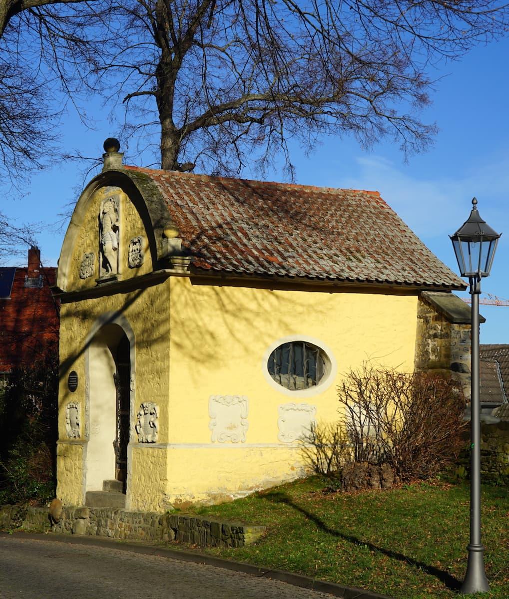Helmstedt, von-Böckeln'sche Kapelle. Foto: Beate Ziehres