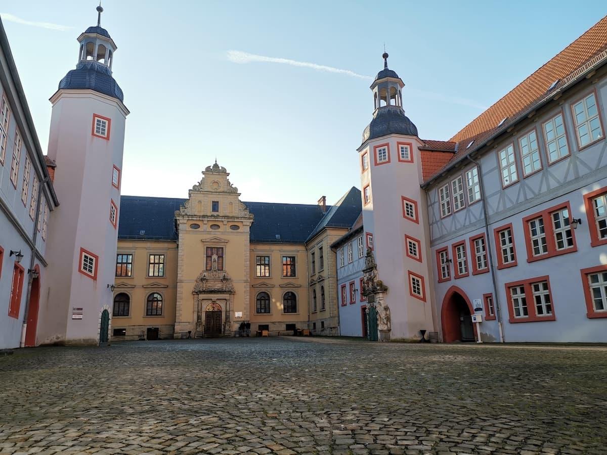 Collegienflügel der Academia Julia. Foto: Beate Ziehres