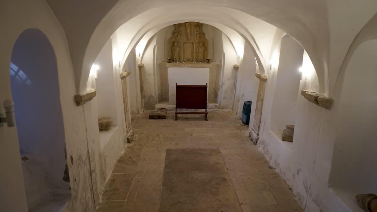 St. Peter-Kapelle, Doppelkapelle St. Ludgeri. Foto: Beate Ziehres