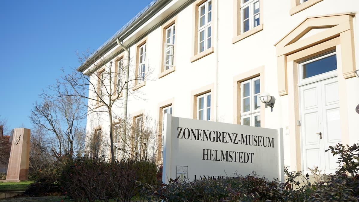 Zonengrenzmuseum Helmstedt. Foto: Beate Ziehres