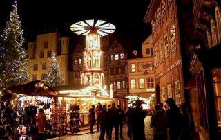 Hildesheim Weihnachtsmarkt – Foto: Beate Ziehres