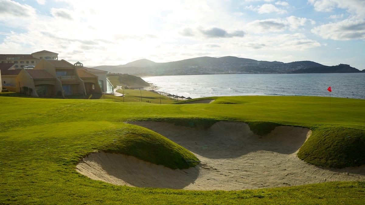 Ziel für den Urlaub: Golfplatz La Cigale, Tabarka, Nordtunesien. Foto: Beate Ziehres