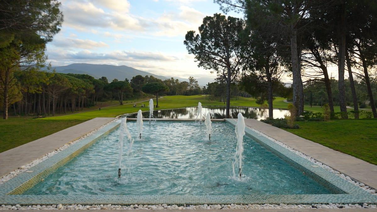 Ziel für den Urlaub: Golfclub La Cigale, Tabarka, Nordtunesien. Foto: Beate Ziehres