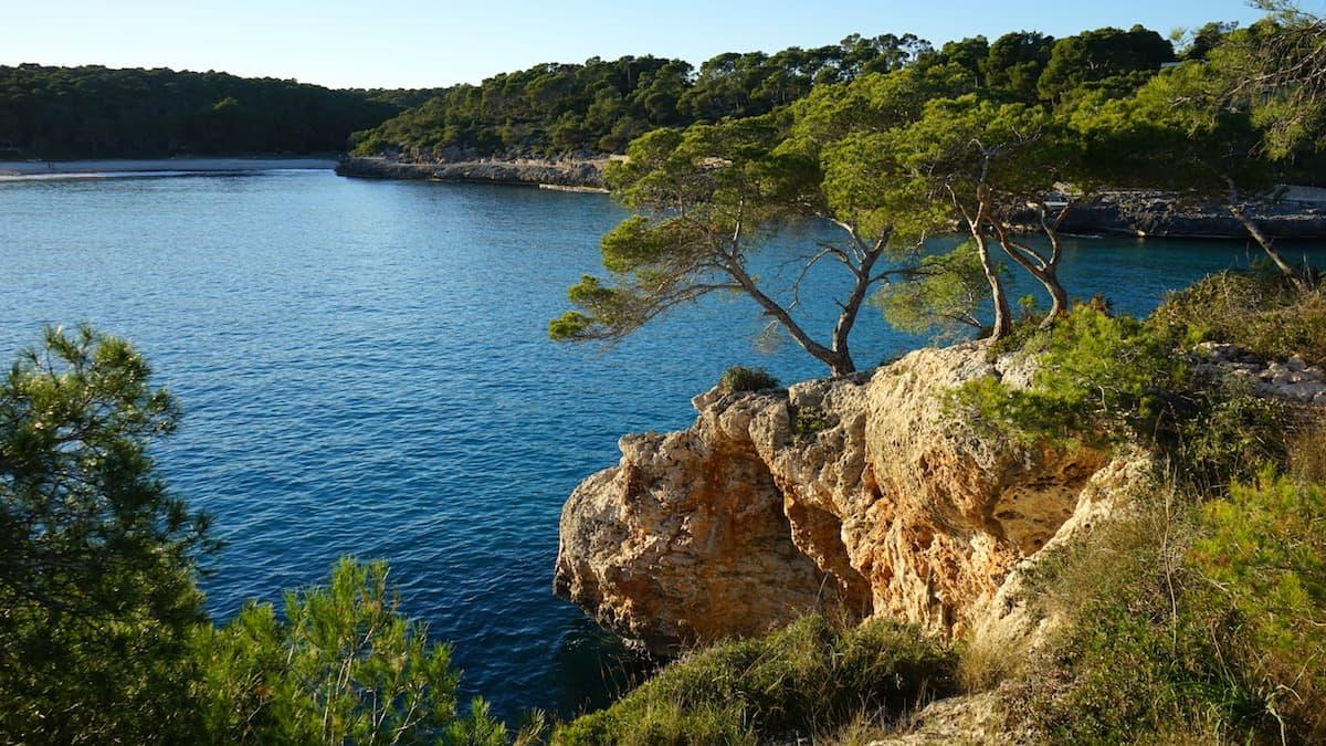 Mallorca im Winter: Wandern im Parc Natural Mondrago: Foto: Beate Ziehres