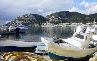 Mallorca im Winter: Port d'Andratx. Foto: Beate Ziehres