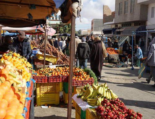 Essen in Tunesien: Märkte, Gewürze, Brik und Couscous