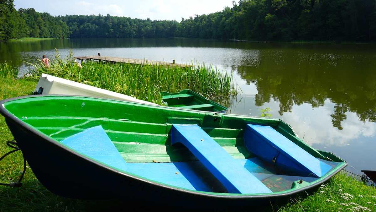 Am Jezioro Szelag Wielki in den Masuren, Polen – Foto: Beate Ziehres