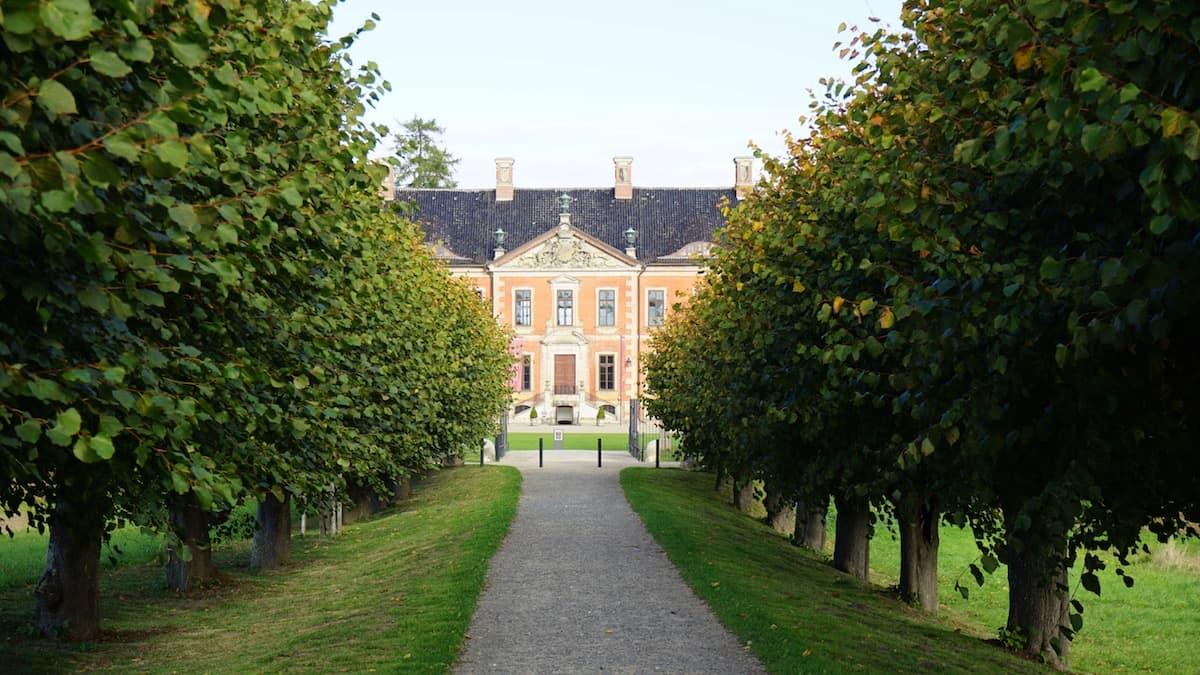 Mecklenburg-Vorpommern barrierefreier Urlaub: Schloss Bothmer. Foto: Beate Ziehres