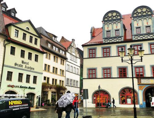 Naumburg: 3 Sehenswürdigkeiten und ein Ausflug in den Weinberg