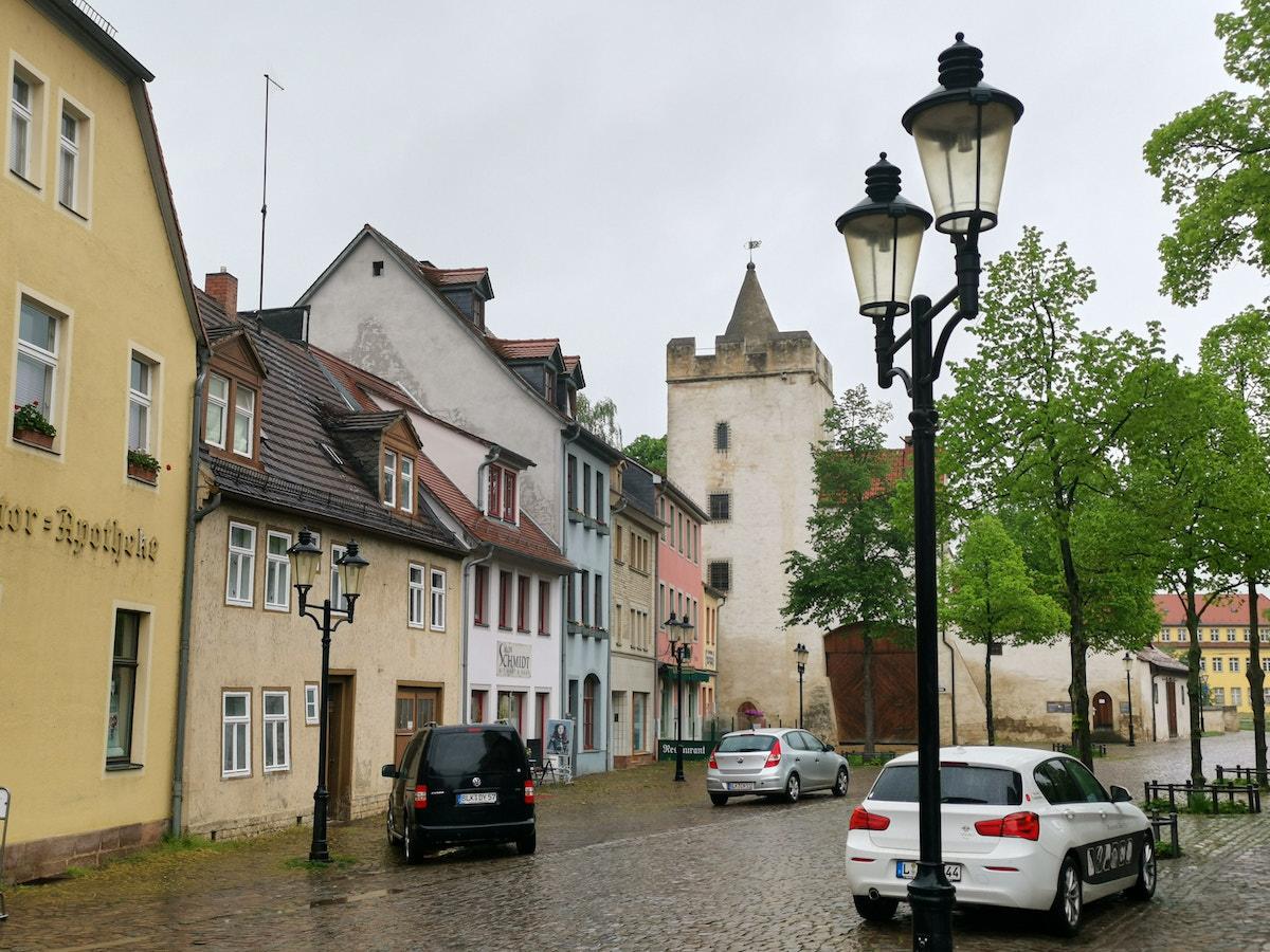 Marientor in Naumburg. Foto: Beate Ziehres, Reiselust-Mag