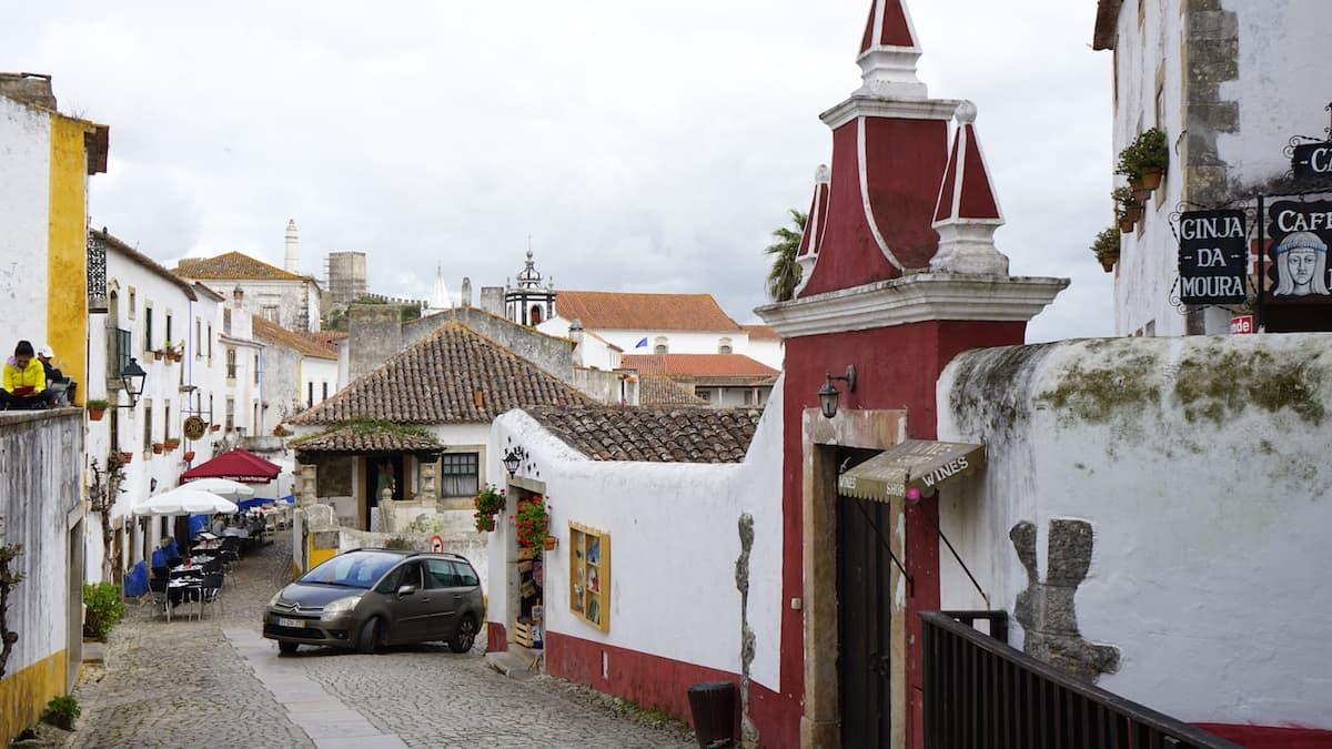 Portugal: Obidos. Foto: Beate Ziehres