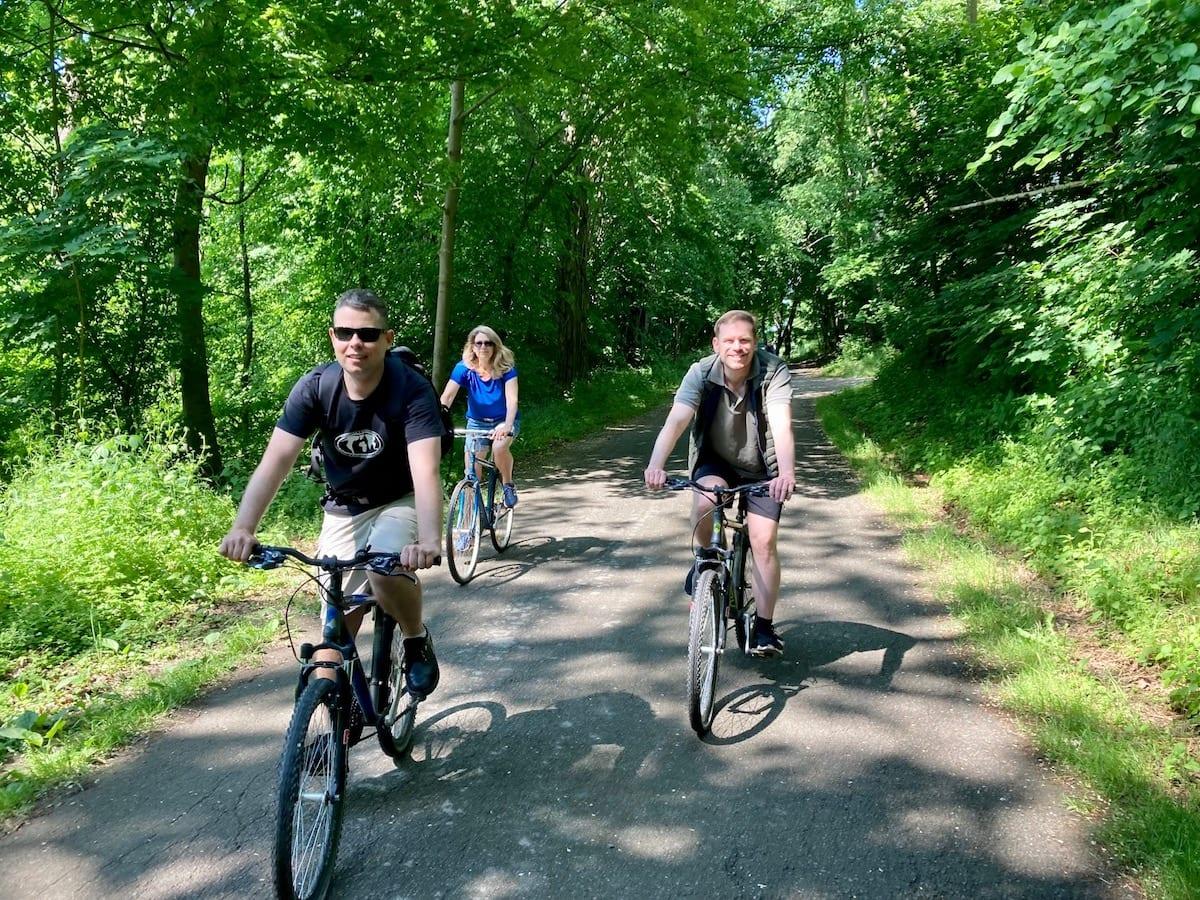 Radtour durchs Land der 100 Seen, Wielkopolska. Foto: Sandra Fischer