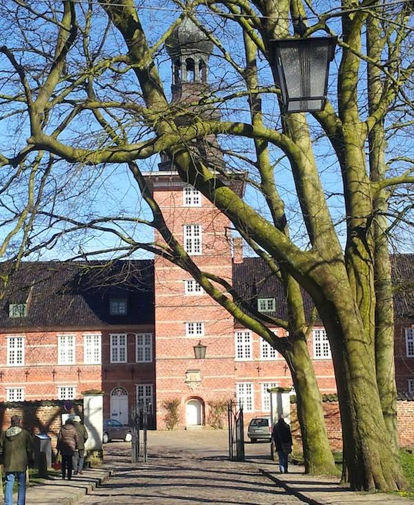 Schloss vor Husum – Foto: Beate Ziehres
