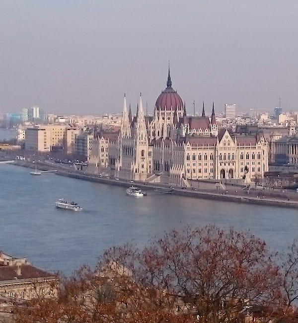 Budapest, Sehenswürdigkeiten: Das Parlament – Foto: Lena Ziehres