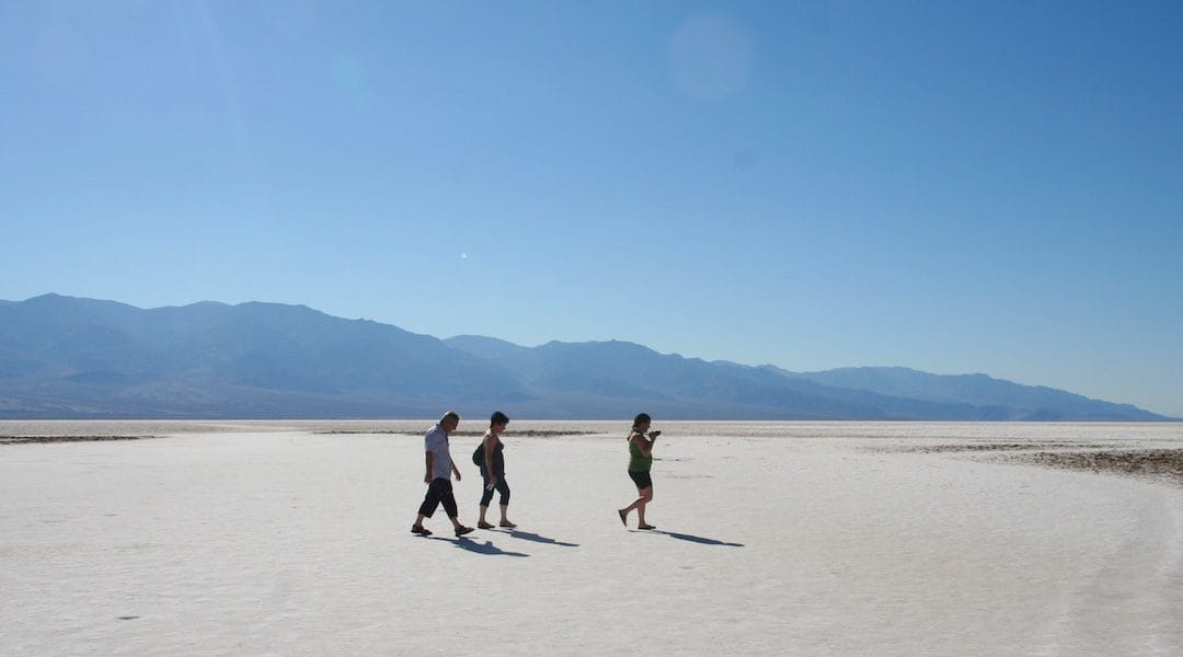 Death Valley: 18 Bilder aus dem Tal des Todes