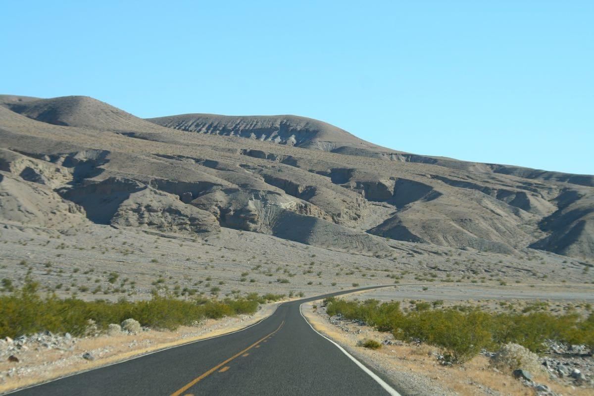 Black Mountains im Death Valley – Foto: Beate Ziehres