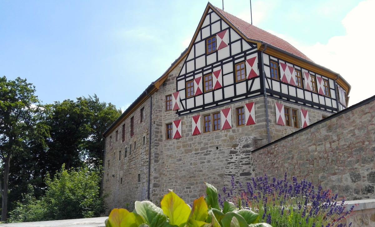 Burg Scharfenstein im Eichsfeld – Foto: Beate Ziehres