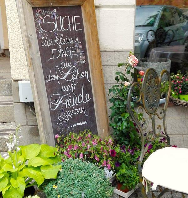 Impression aus der Innenstadt von Worbis im Eichsfeld– Foto: Beate Ziehres
