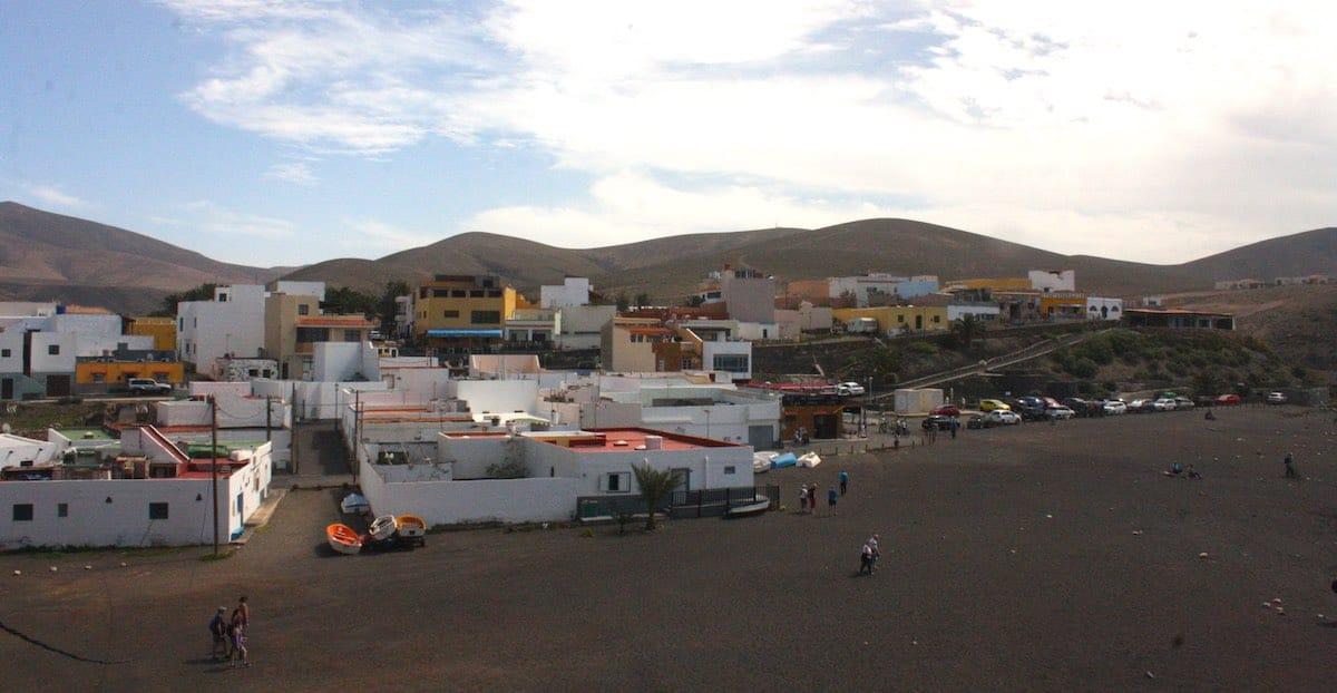 Das Fischerdorf Ajuy auf Fuerteventura – Foto: Lena Ziehres