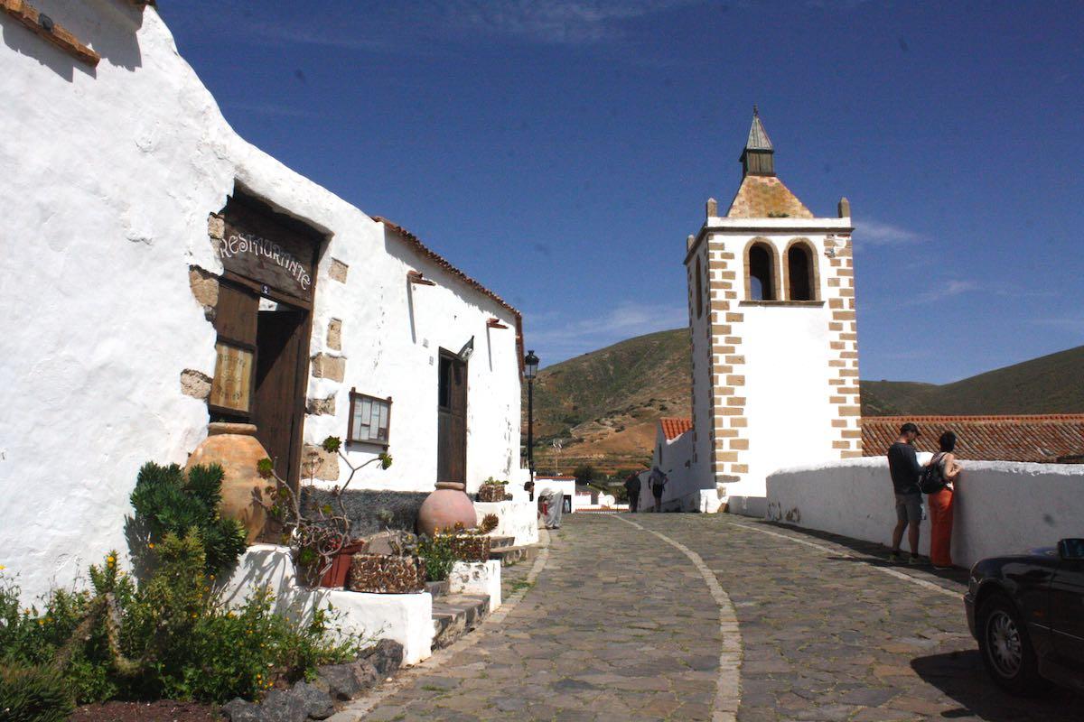 Betancuria, die ehemalige Hauptstadt Fuerteventuras – Foto: Lena Ziehres