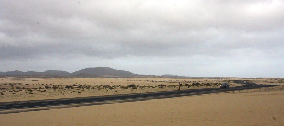 Parque Natural de Corralejo, Fuerteventura – Foto: Lena Ziehres