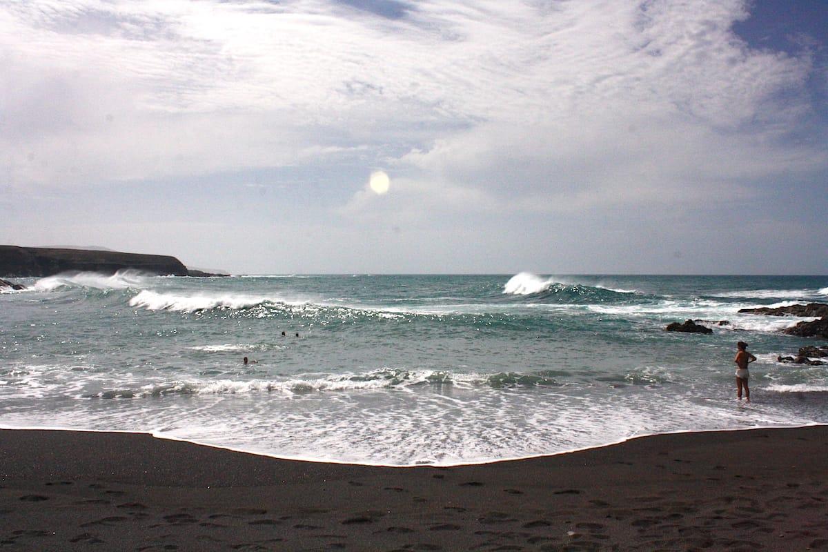 Playa de los Muertos, Fuerteventura – Foto: Lena Ziehres