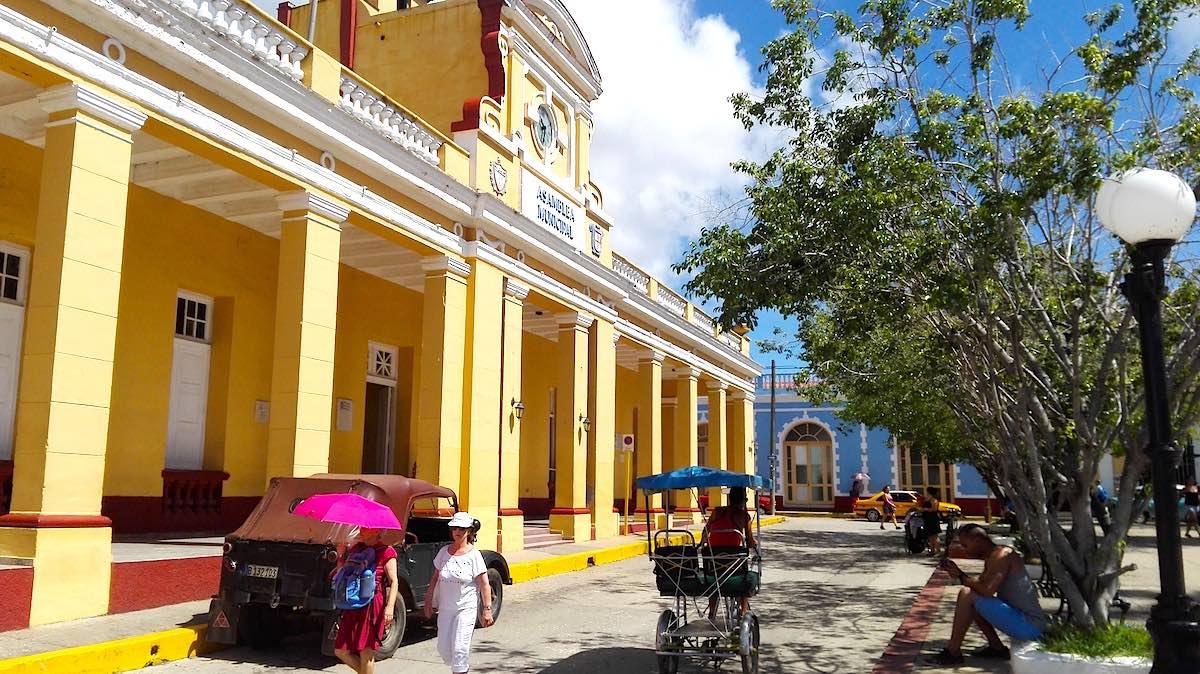 Das Rathaus von Trinidad, Kuba– Foto: Beate Ziehres