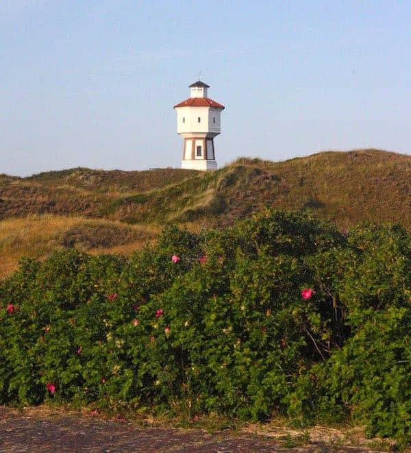 Reiselust-Mag: Der Wasserturm von Langeoog – Foto: Lena Ziehres