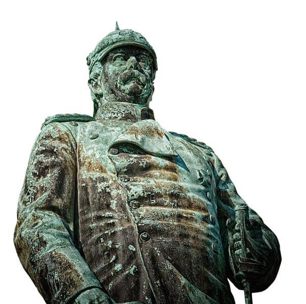 Reiselust-Mag: Schönhausen: Bismarck als Statue – Foto: Pixabay / Momentmal