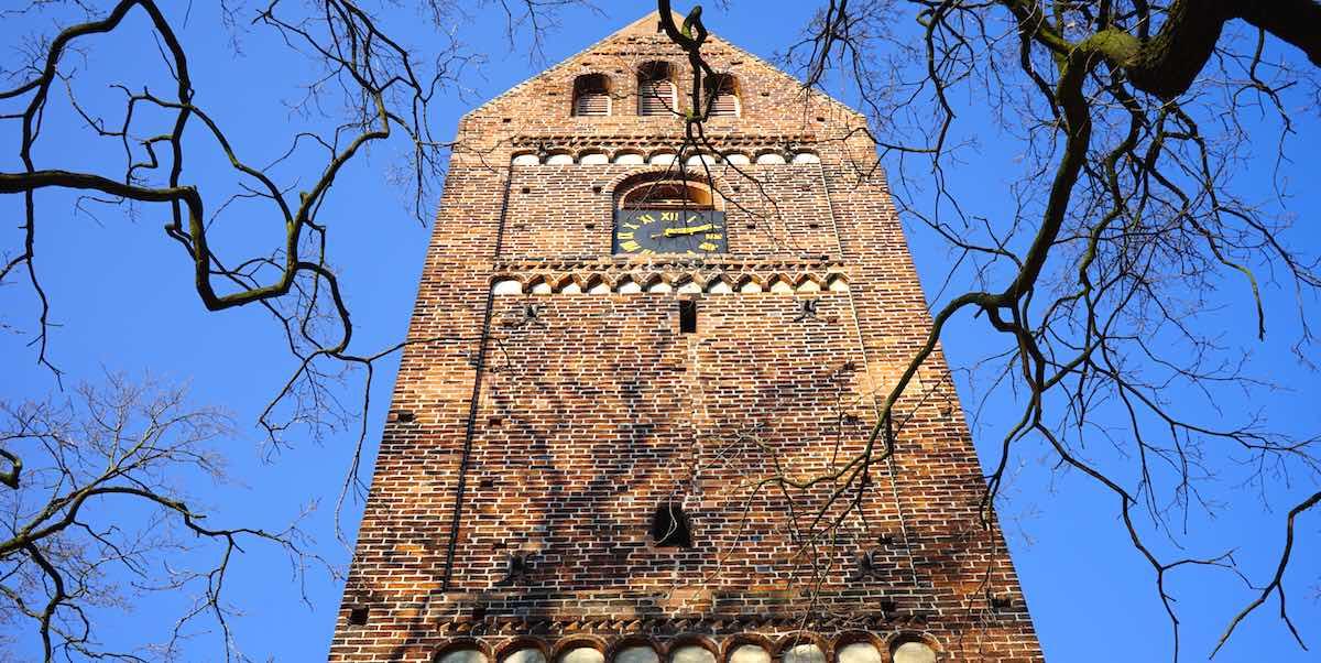 Schönhausen, Altmark, Dorfkirche: Romanik. Foto: Beate Ziehres