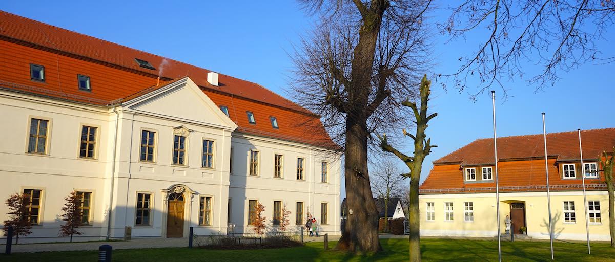 Schönhausen, Altmark: Schloss Schönhausen II. Foto: Beate Ziehres