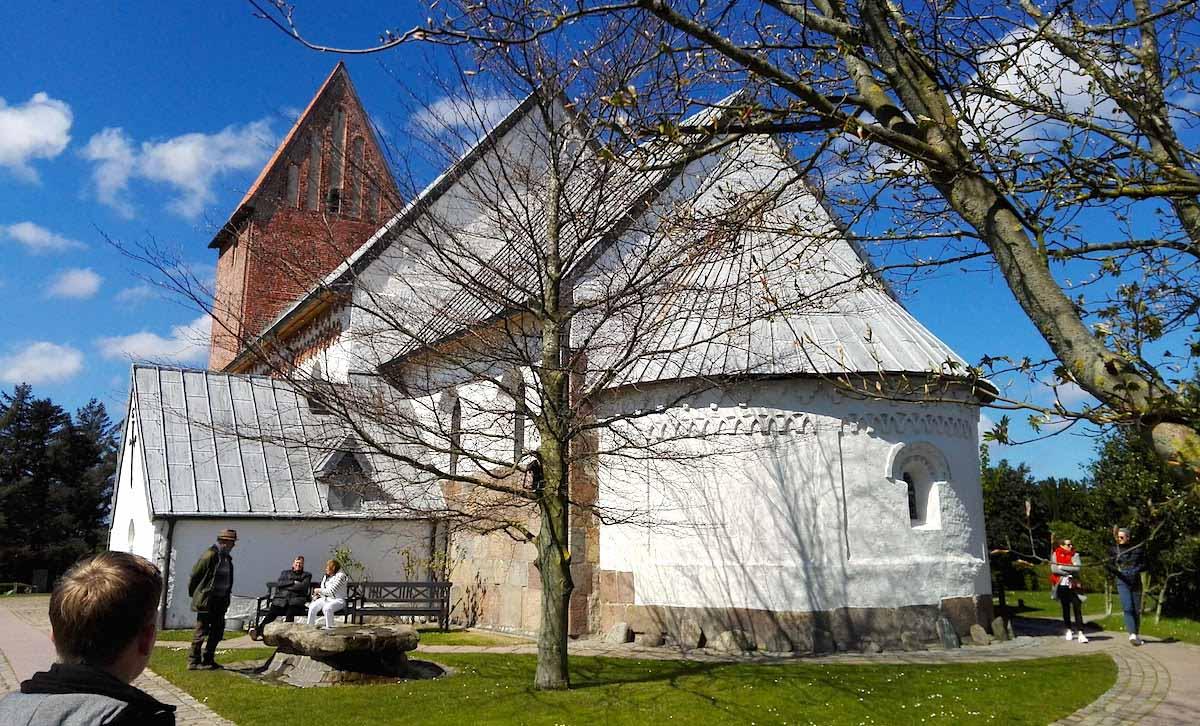 Tagesausflug Sylt: Die Kirche St. Severin in Keitum – Foto: Beate Ziehres