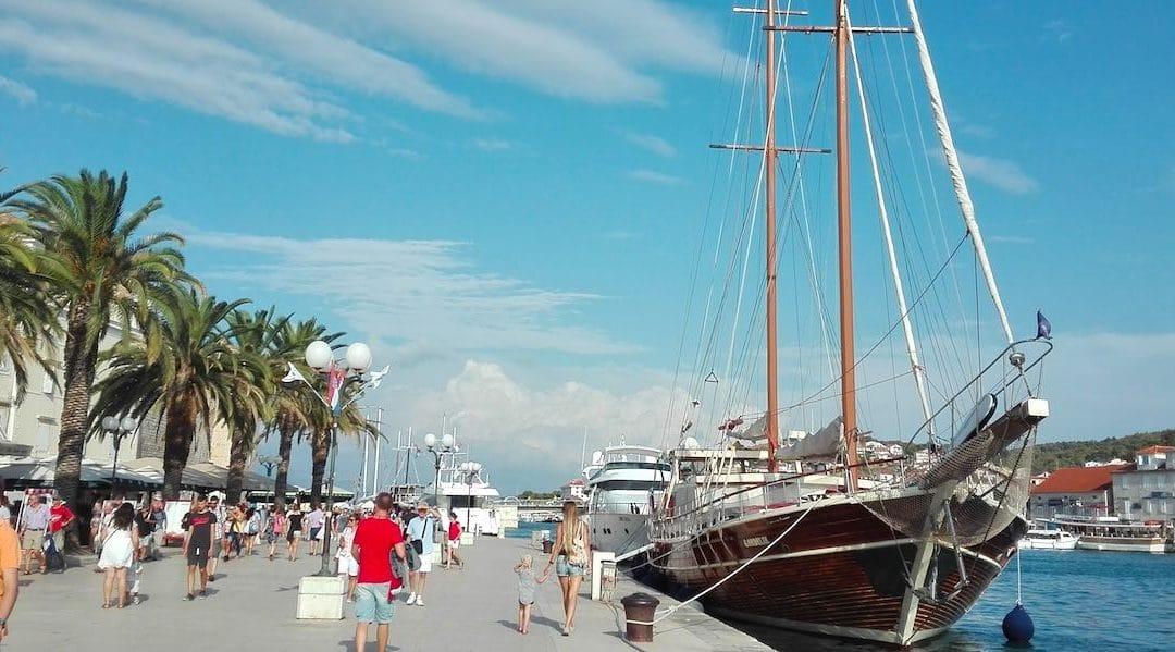 Stilvoll reisen auf dem Mittelmeer: ein Törn mit dem Gulet Gardelin