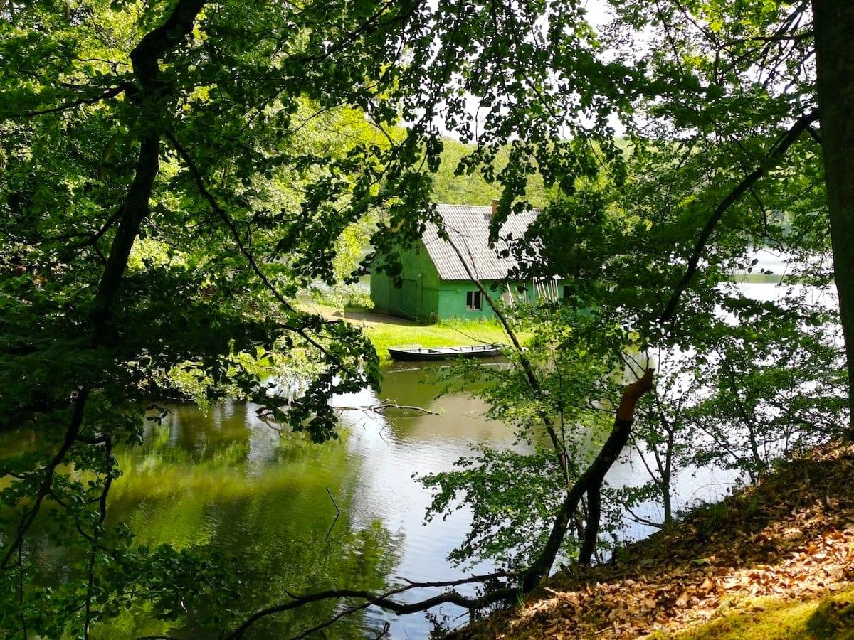 Schlaubetal, Hammersee. Foto: Beate Ziehres