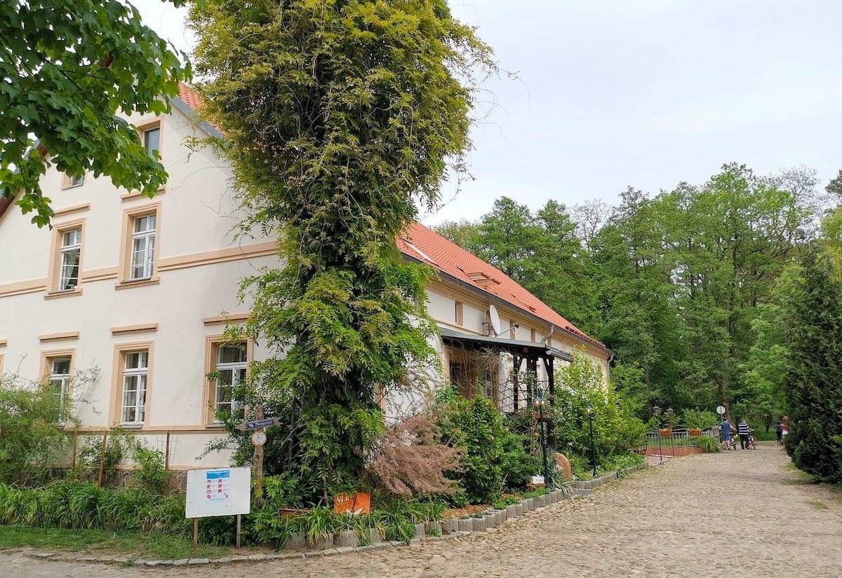 Ragower Mühle, Schlaubetal. Foto: Beate Ziehres
