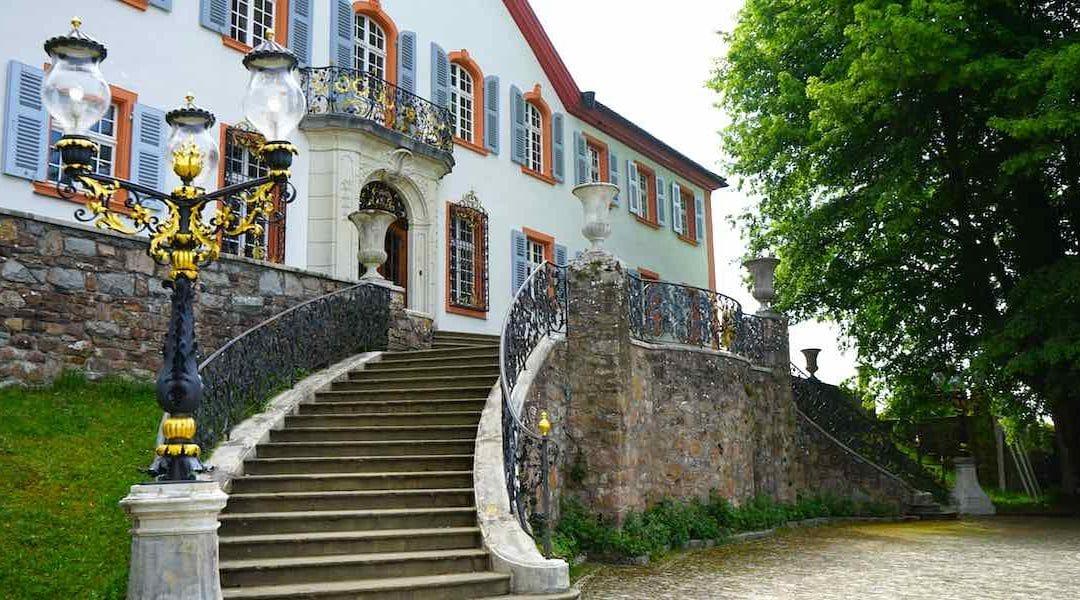 Entdeckungstour durchs Markgräflerland #2: Schloss Bürgeln