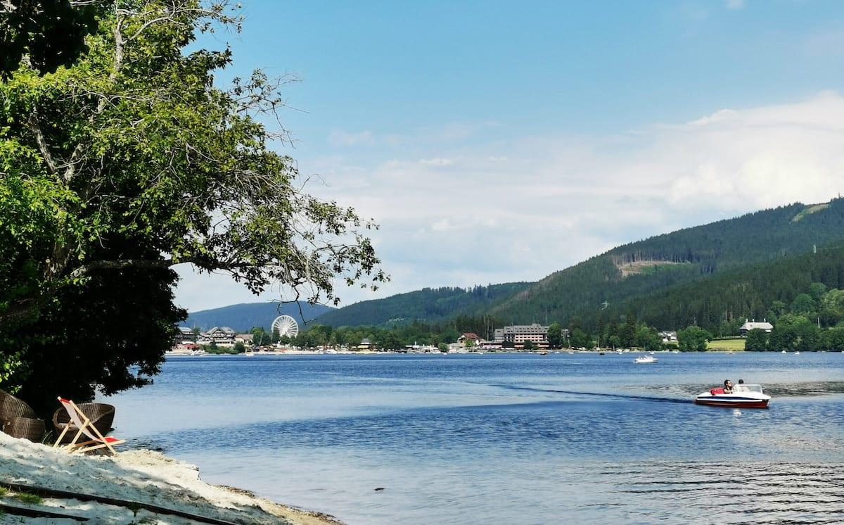 Badeseen im Schwarzwald - Titisee. Foto: Beate Ziehres, Reiselust-Mag