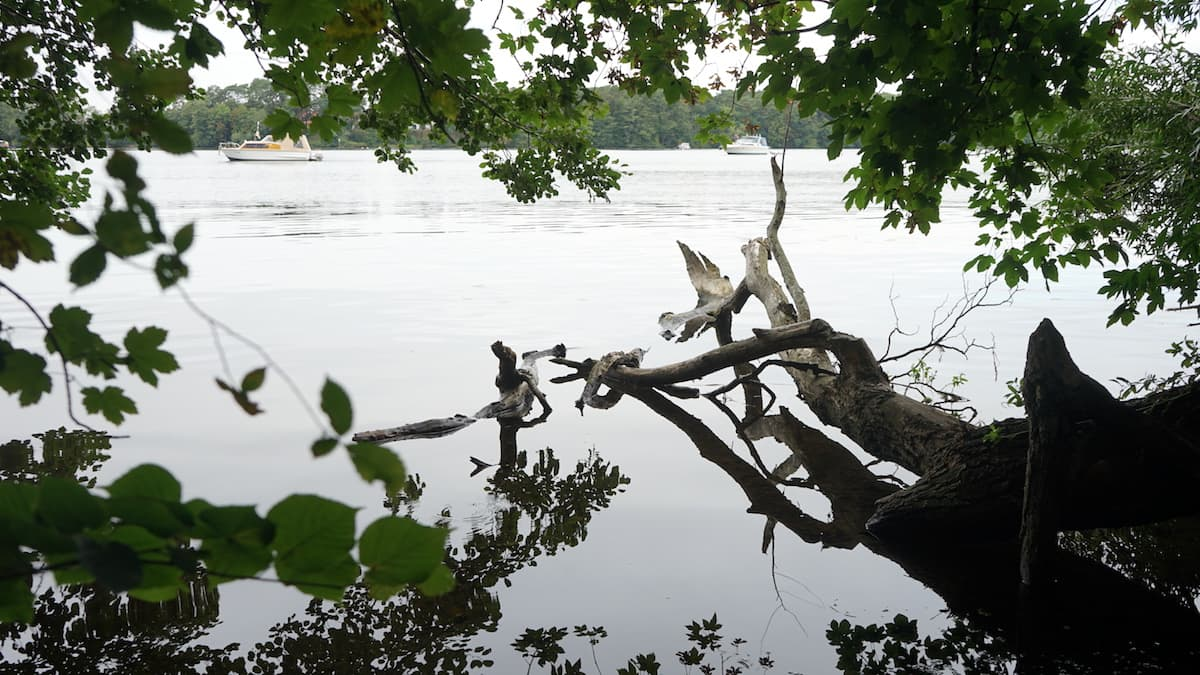 Seenland Oder-Spree, Erkner, Flakensee. Foto: Beate Ziehres, Reiselust-Mag