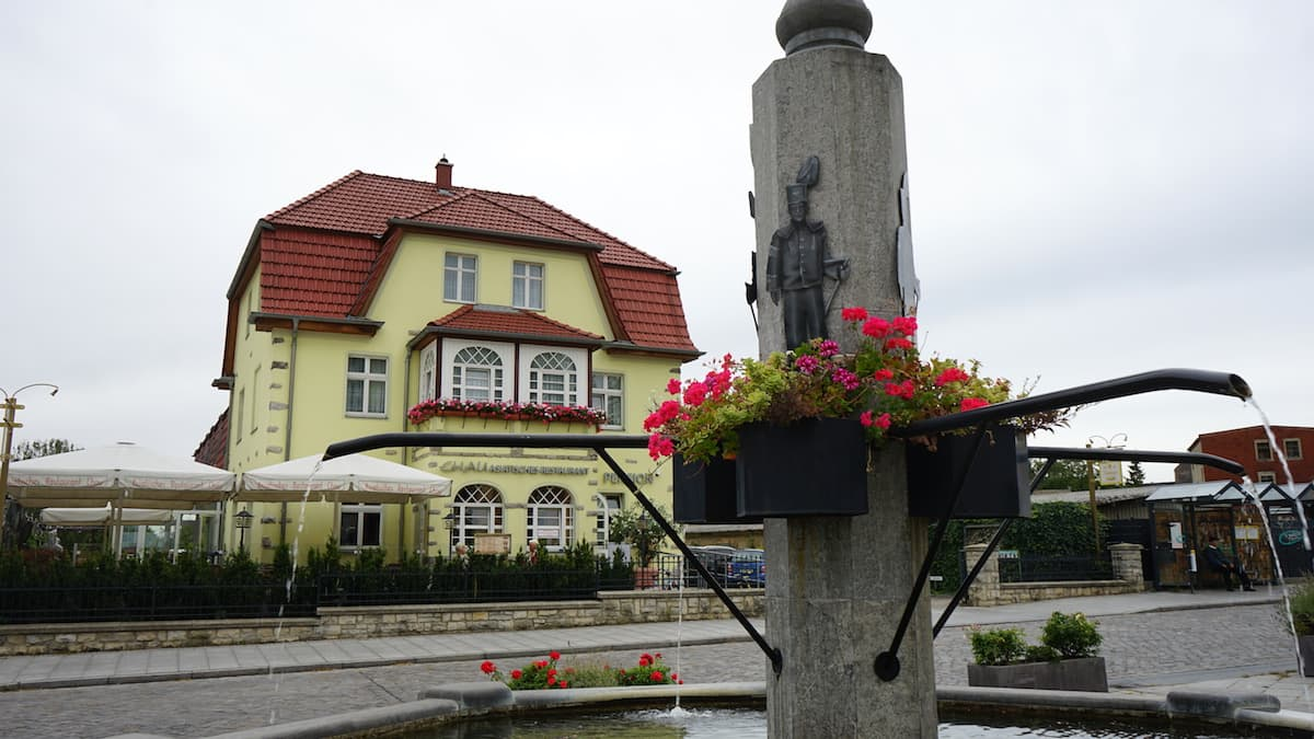 Seenland Oder-Spree, Rüdersdorf, Steigerbrunnen. Foto: Beate Ziehres, Reiselust-Mag