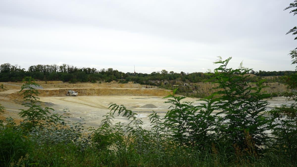 Seenland Oder-Spree, Rüdersdorf, Kalkabbau. Foto: Beate Ziehres, Reiselust-Mag