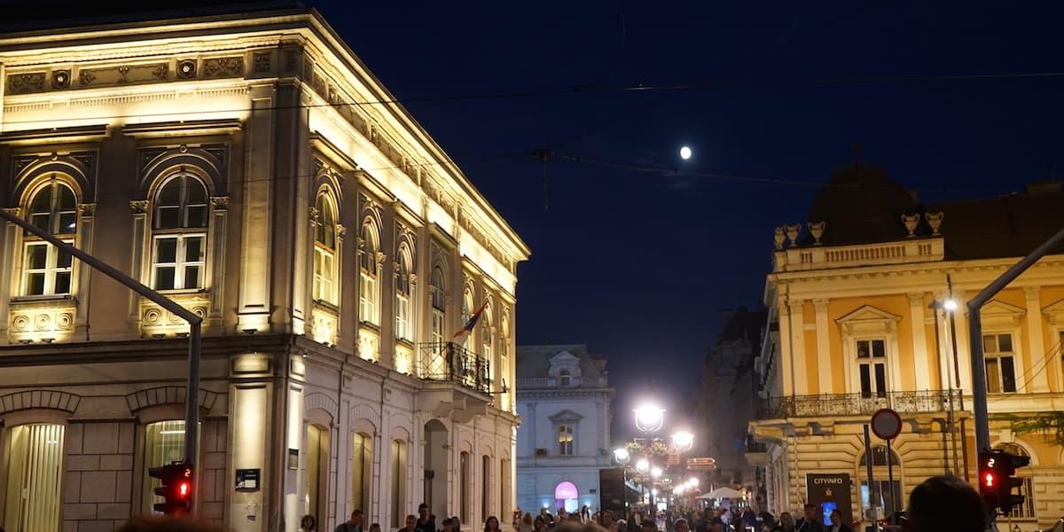 Serbien, Belgrad, Knez Mihailova. Foto: Beate Ziehres